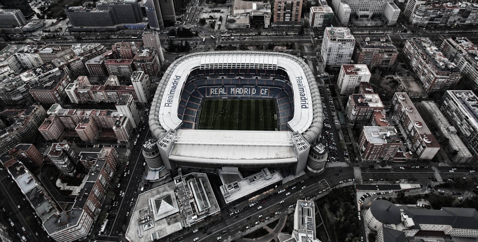 Fotos La Evolución Del Estadio Santiago Bernabéu En Imágenes Deportes El País