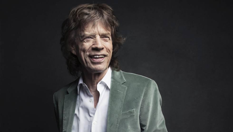 Mick Jagger, en noviembre de 2016 en Nueva York.