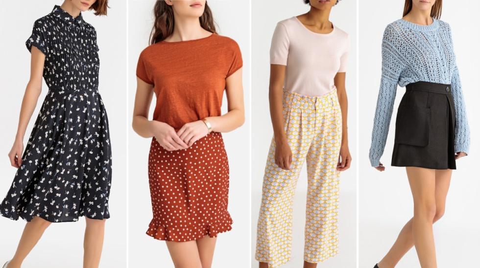 0ba3601b0 Esta primavera-verano inspírate en la colección de moda de La ...