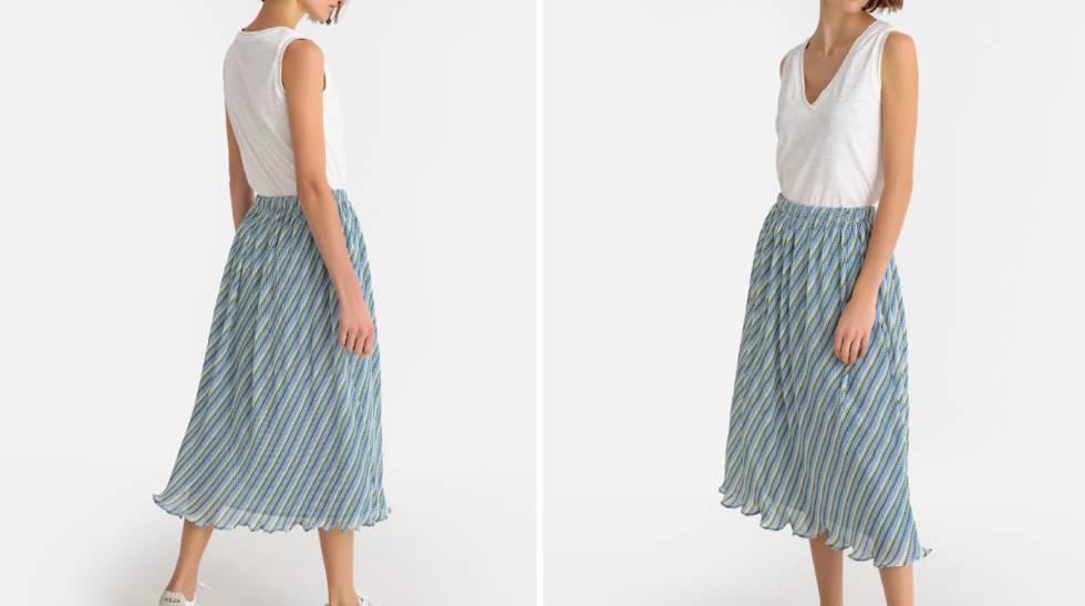 fd2a80c87 Esta primavera-verano inspírate en la colección de moda de La ...