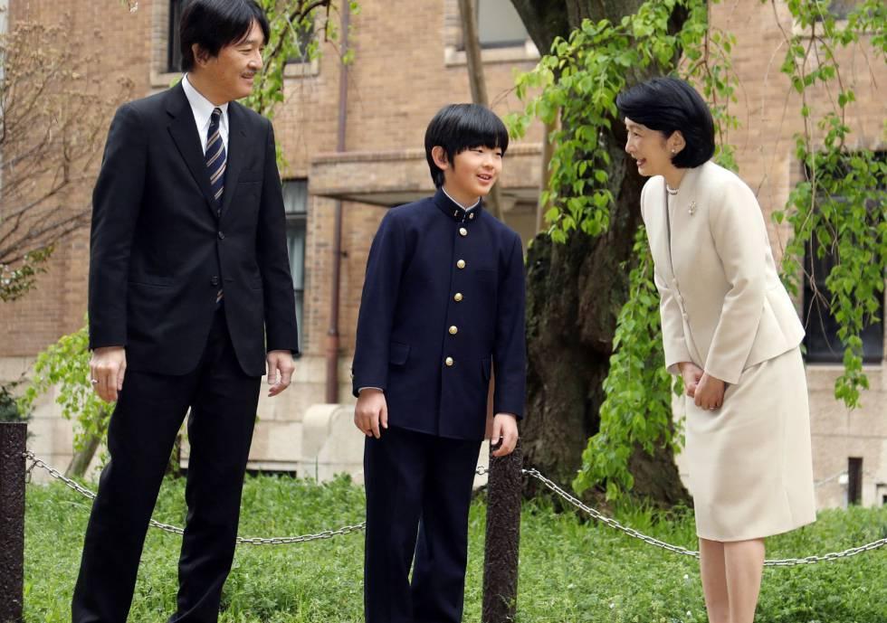El Futuro De La Familia Real Japonesa Es Un Niño De 12 Años Gente Y Famosos El País