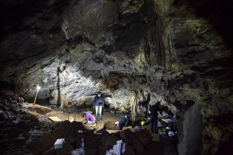 O mistério dos 7.000 anos de vazio na caverna dos neandertais