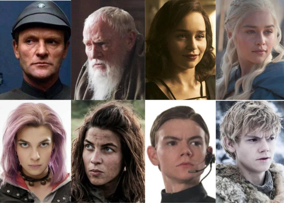 Fotos: Veintidós actores de \'Juego de tronos\' que salen en ...