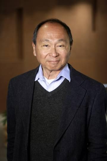 Fukuyama, fotografiado en la Universidad de Harvard.