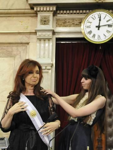 Florencia Kirchner, una enfermedad bajo sospecha