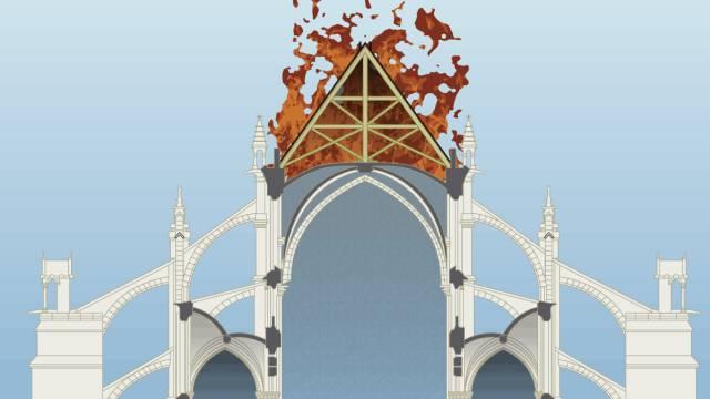 Notre Dame: anatomía de un fuego devastador
