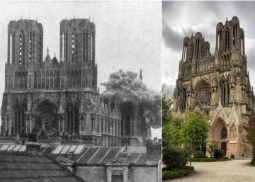 Catedrales e iglesias que resurgieron de sus cenizas