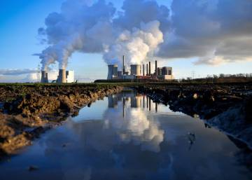 El cambio climático se convierte en el principal riesgo a medio plazo
