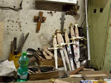 Sword-making tradition in Toledo: Could this be the last