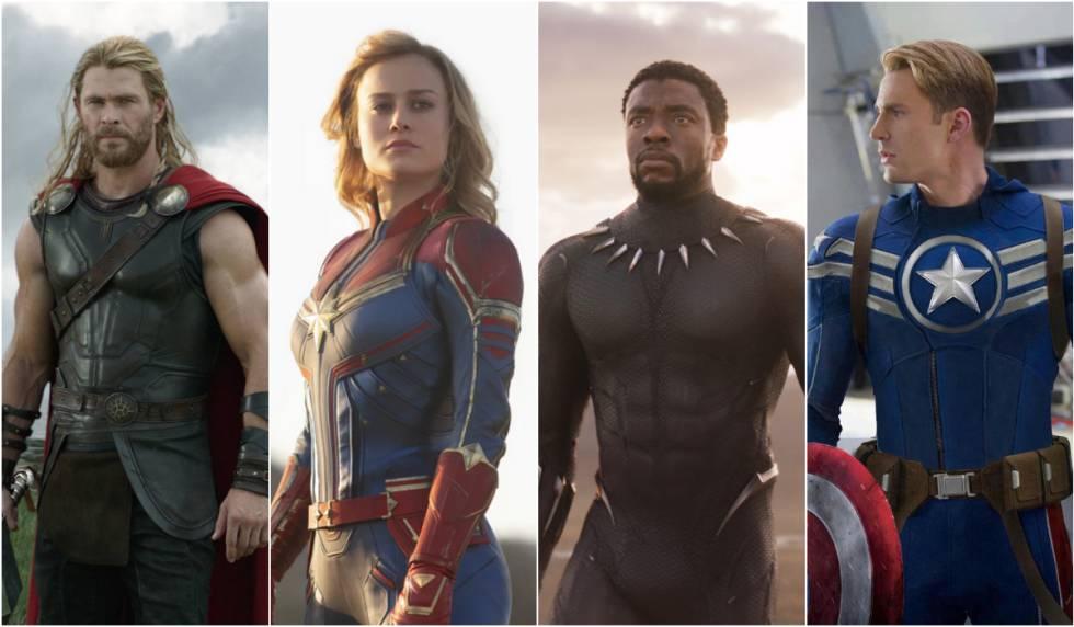 Vengadores Endgame Las 22 Películas De Marvel La Saga De