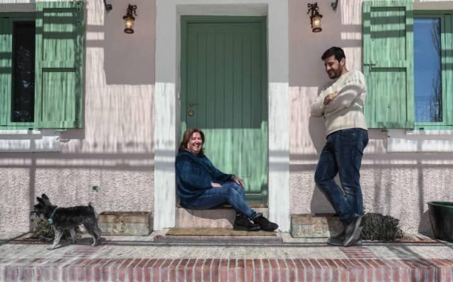 f529c78ba733d Members of the Madrid clean energy cooperative La Corriente.