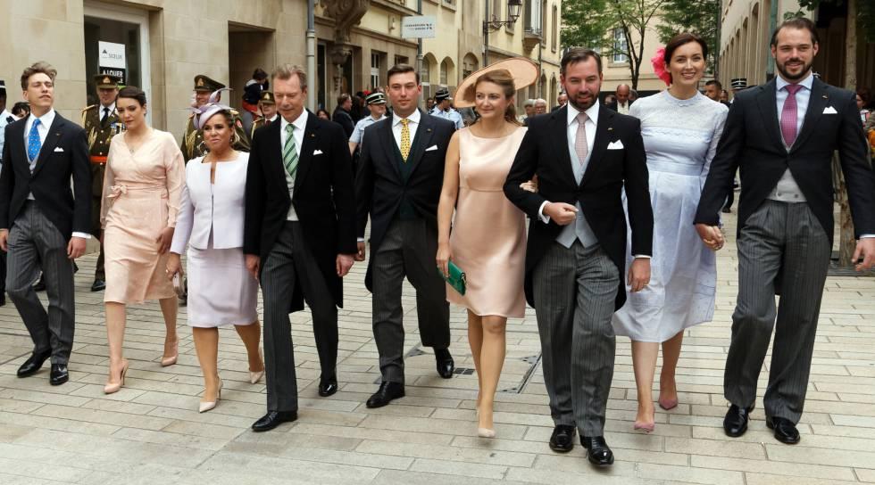 Resultado de imagen para luxemburgo gobierno