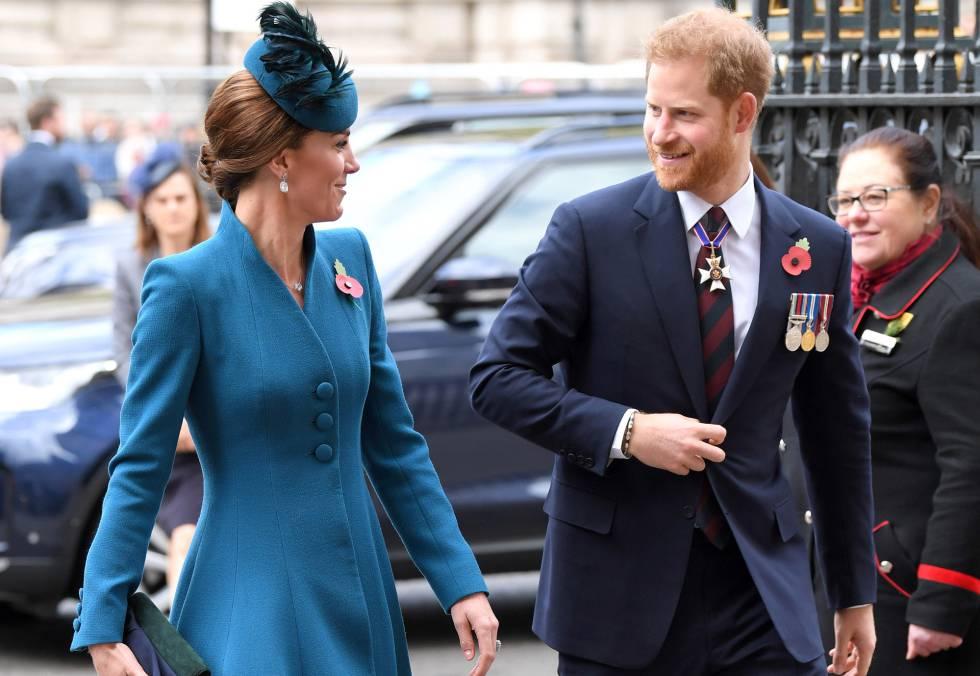 a5e6f1a1c9 Los duques de Cambridge visitaron a Meghan Markle en su nueva casa ...