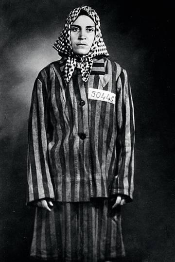Neus Català, superviviente del campo de la muerte de Ravensbrück.