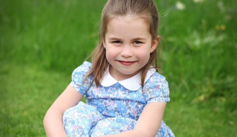 Fotos: El álbum de fotos de Carlota de Inglaterra al cumplir ...
