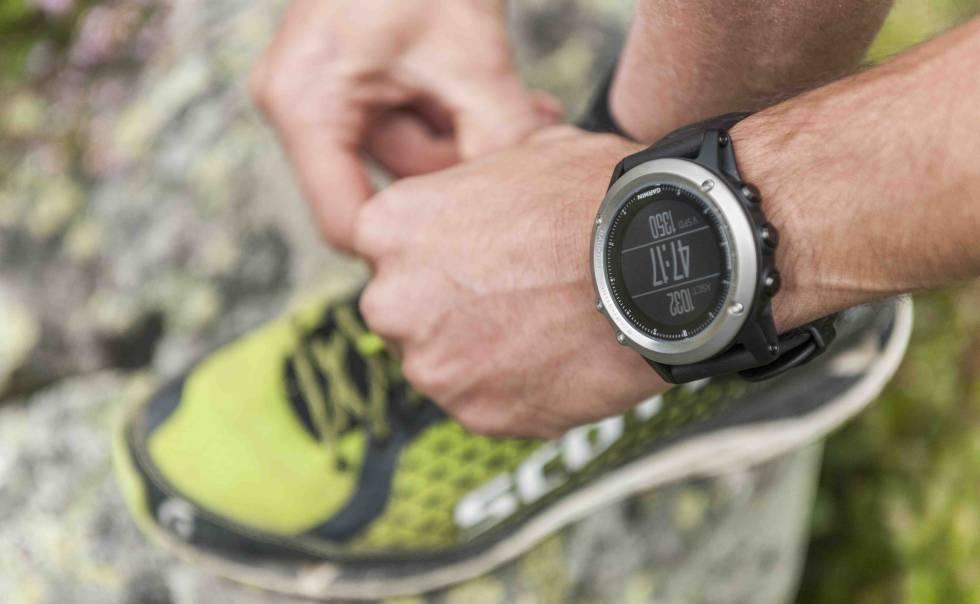 sanar Obligar Emperador  Los mejores relojes GPS para la práctica deportiva | Escaparate | EL PAÍS