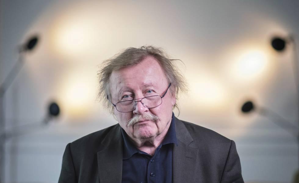 """Peter Sloterdijk: """"La vida actual no invita a pensar"""""""