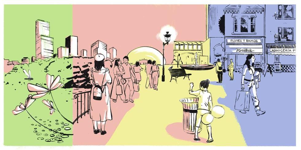 Los diez mandamientos de la ciudad habitable