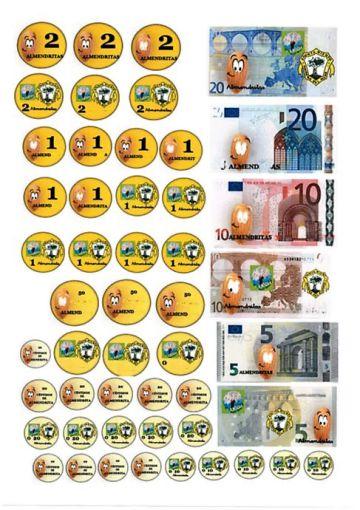 Moneda social: 'La Almendrita'