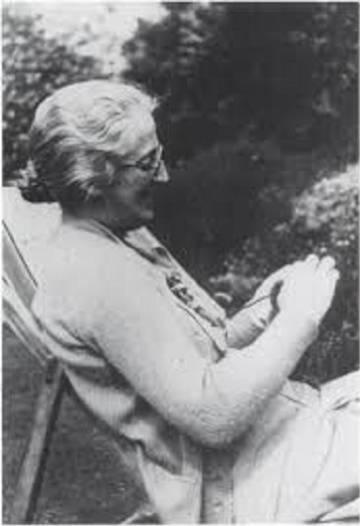 Lucy Wills, la descubridora del vital ácido fólico para las embarazadas