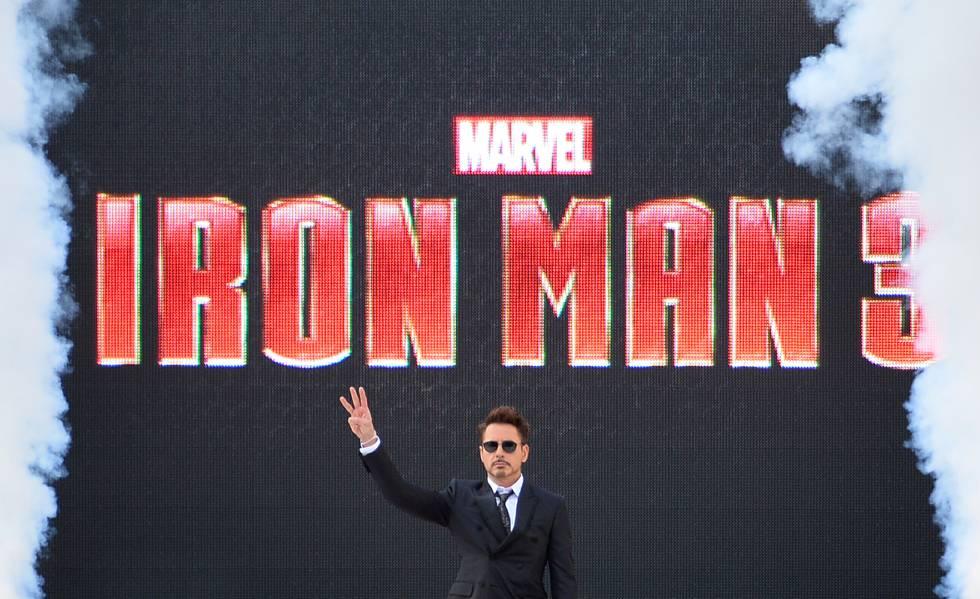Películas como 'El detective cantante' (2005) devolvieron a Downey Jr. el favor de la crítica, pero ha sido la saga 'Iron Man' la que lo ha hecho inmensamente popular y rico.
