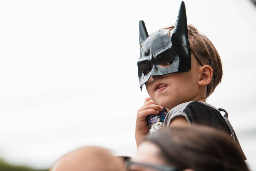 """""""La pedagogía de los superhéroes es muy útil para educar a nuestros hijos"""""""