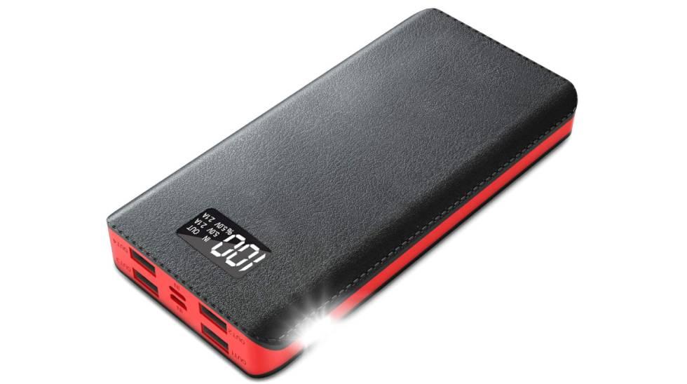 Comparativa | 'Powerbanks': extra de energía para tus dispositivos portátiles
