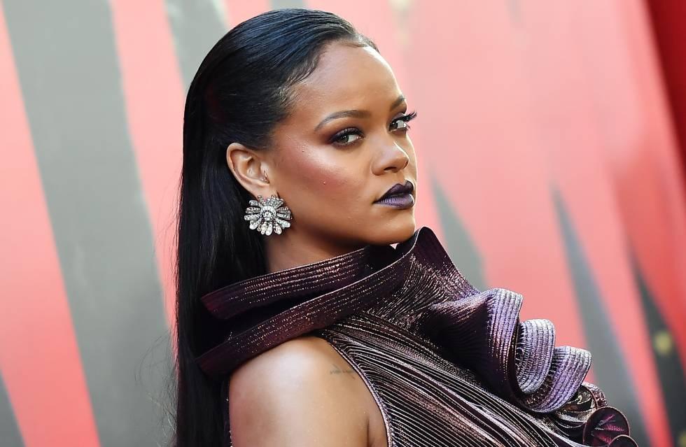 7ed66a746e298c Rihanna, la primera mujer negra en el imperio del lujo | Gente y ...