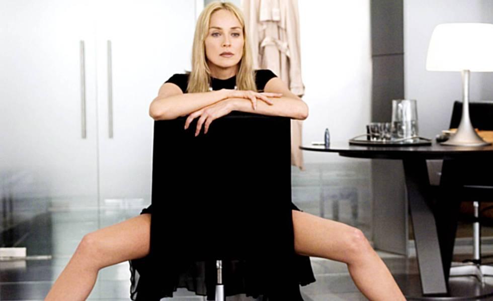 A estrela em uma cena do filme 'Instinto Selvagem 2', de 2006.