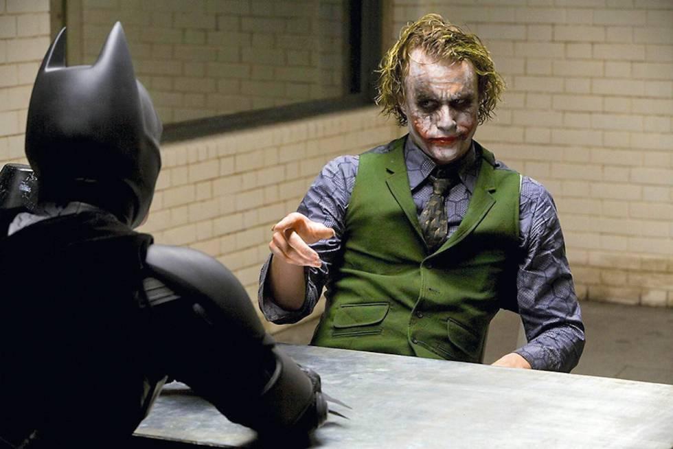 Devocion Por Heath Ledger Y Su Joker Icon El Pais