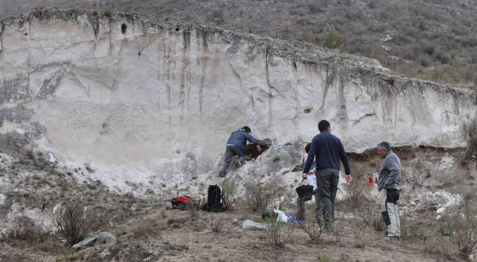 Trabajo de campo en la localidad de Tafí del Valle (Tucumán, Argentina)