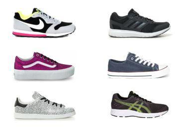 ef9771cb2d Ofertas en zapatillas de deporte de Nike, Vans o Adidas para este verano