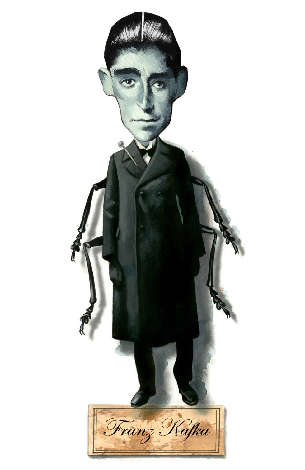 A tumba de Kafka