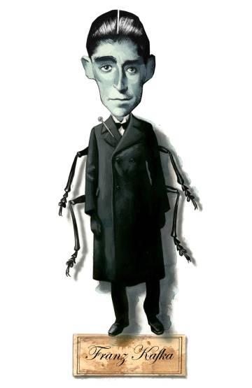La tumba de Kafka