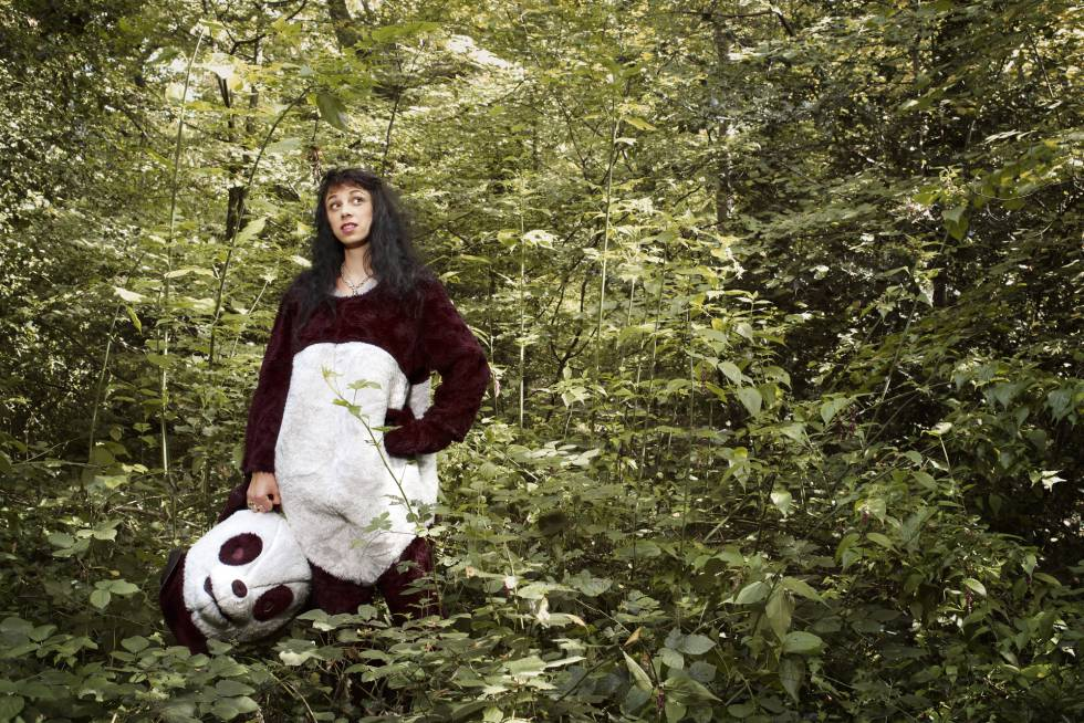 madre panda