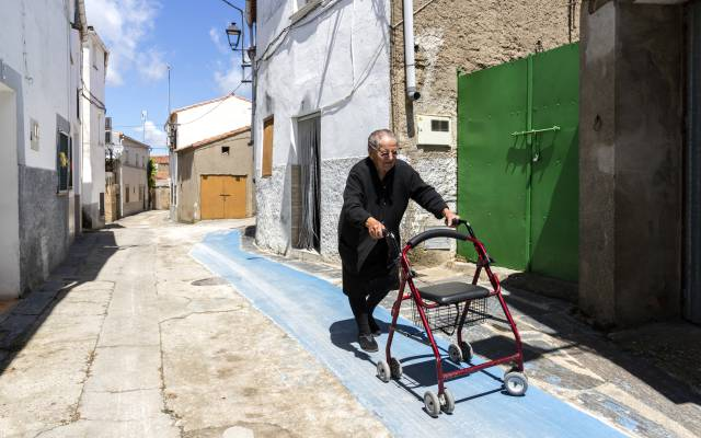 online store fcc9d 360b0 In the face of depopulation, a Spanish village turns itself into a nursing  home