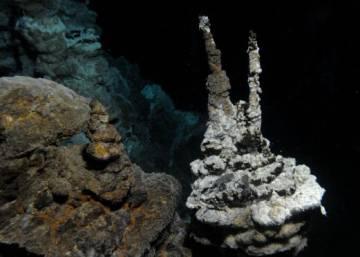 Resultado de imagen de Hallan extraños microbios en un lugar infernal