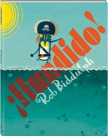 """Rob Biddulph: """"No hay nada mejor que compartir una gran historia con un hijo"""""""