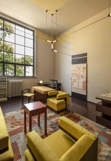 La sombra de la Bauhaus es alargada (e imprevisible)