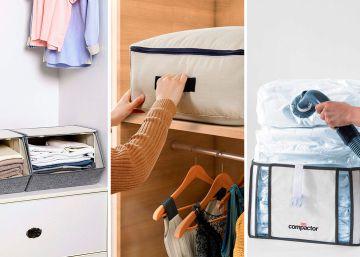 36050f5552d4 14 ideas para hacer un cambio de armario y organizar tu ropa