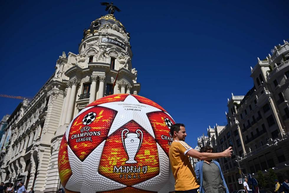 Champions League final: Champions League final: What soccer