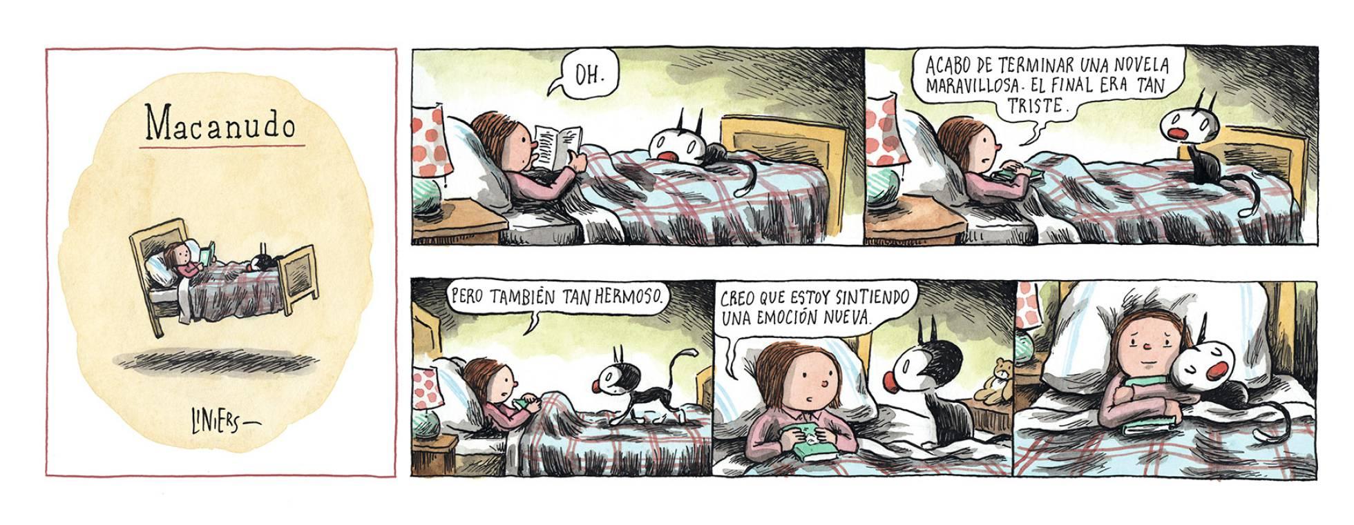 Liniers, en El País, 09/06/2019