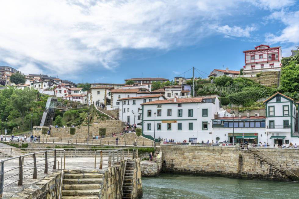 The Basque town of Getxo is one of the wealthiest municipalities in Spain.