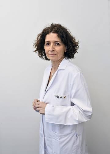 La investigadora Stella Martín de las Heras.