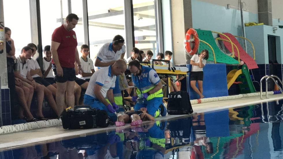 Consejos para evitar que los niños se ahoguen en la piscina