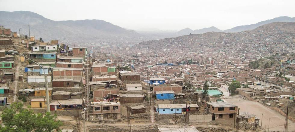 Los limeños corren un gran riesgo con cada sismo, pero la informalidad urbana es característica de la capital