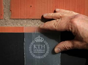 madera transparente cristal