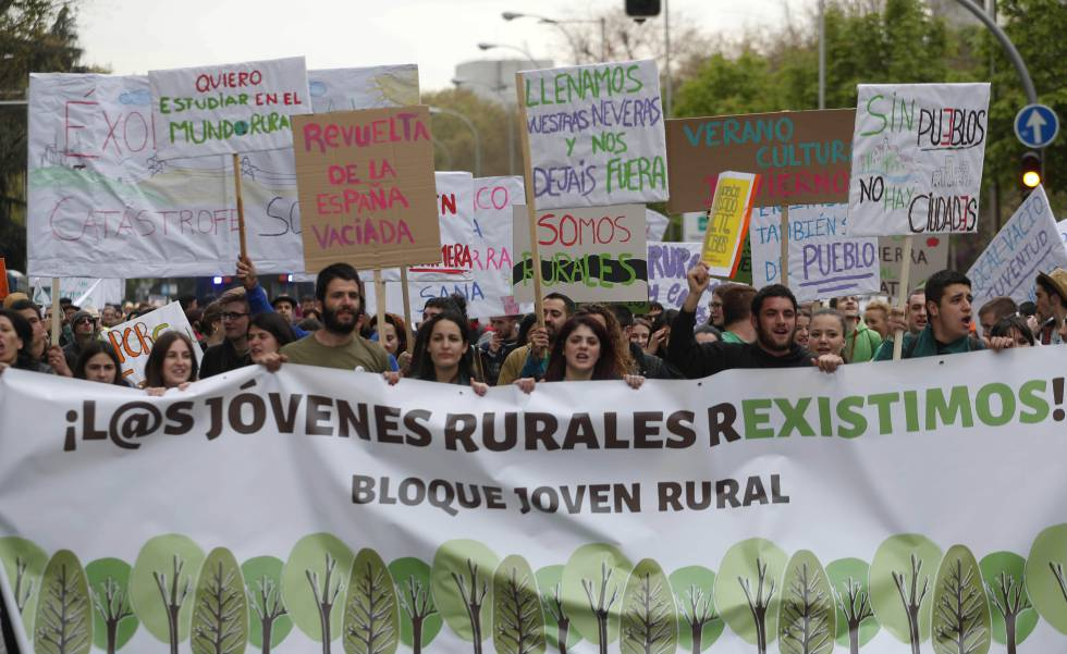 España rural