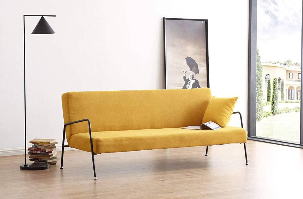 Amazon Cinco Sofás Cama De Diseño Y A Buen Precio En Los Que Te Pegarías Por Dormir Icon Design El País