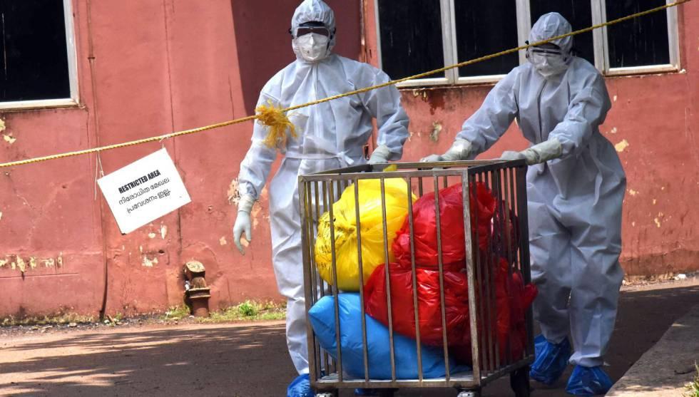 Hay cura para la ebola